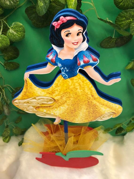 Snow White Princes Centerpieces Guess Table Disney Princess Etsy