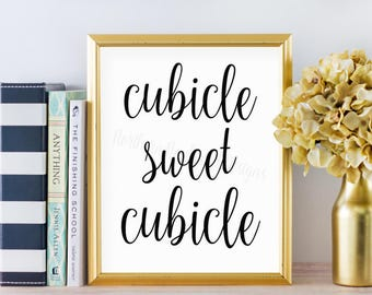 Cubicle Decor Etsy