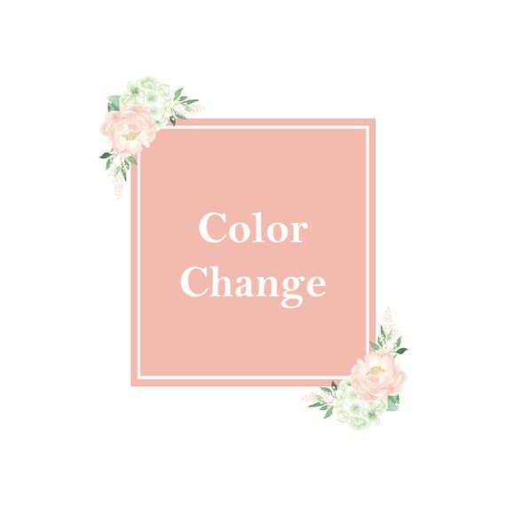 COLOR CHANGE Sweet Peach Art Design Home Decor Simply Add To Cart