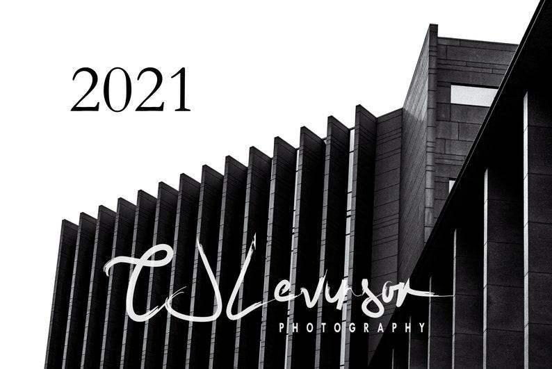 CJ Levinson Photography 2021 Calendar  Photos from Newcastle image 0