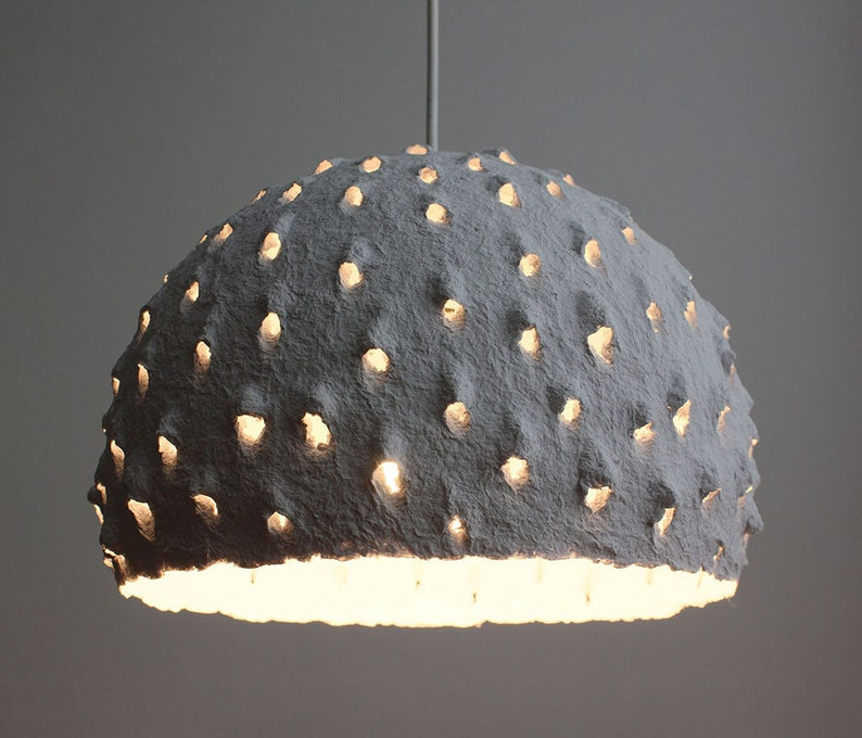 Lamp Shade Paper 30 cm White