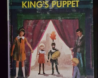 1967 The Bobbsey Twins Mystery of the King's Puppet