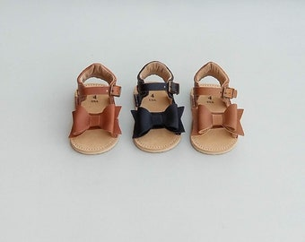 8c48869df Baby leather sandals