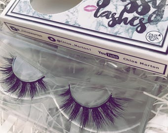 Sassy Lashes - Luxe