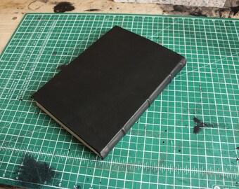 Quadernetto rilegato a mano - Hand-bound notebook