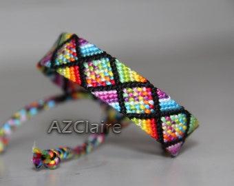Multicolor Friendship Bracelet