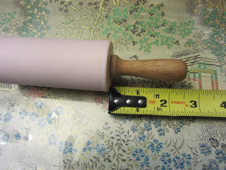 silica flour stick Children/'s mini roller rolling pins wooden handle creative roller type rolling pin
