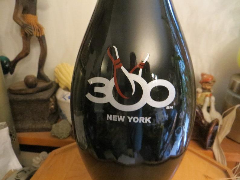 Bowling Pin 300 Happy Birthday NY Vintage