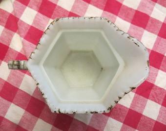 Victorian creamer pitcher