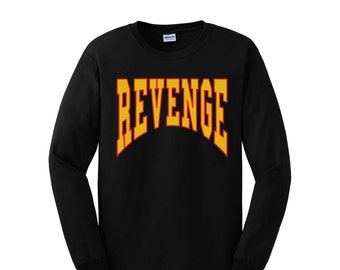 7635322e49a4 Revenge Drake Long Sleeve and Short sleeve Men T-shirt