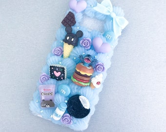e7cc6e826095 Decoden Kawaii Anime Disney Stitch Phone Cute handy Case for Samsung s8
