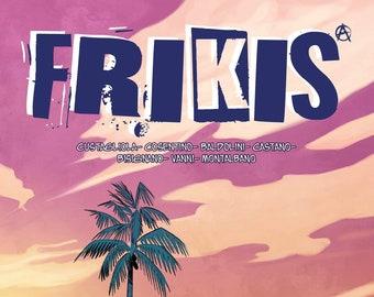 Frikis - Punk Comic
