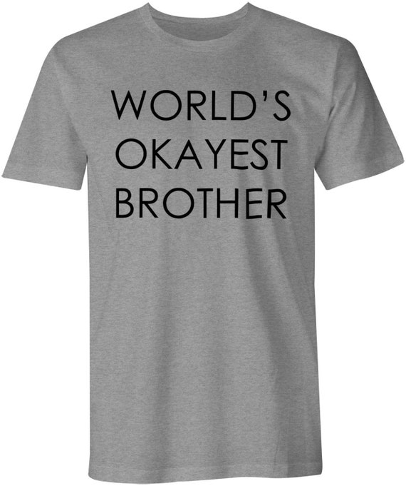 orlds okayest dad mens - 570×681