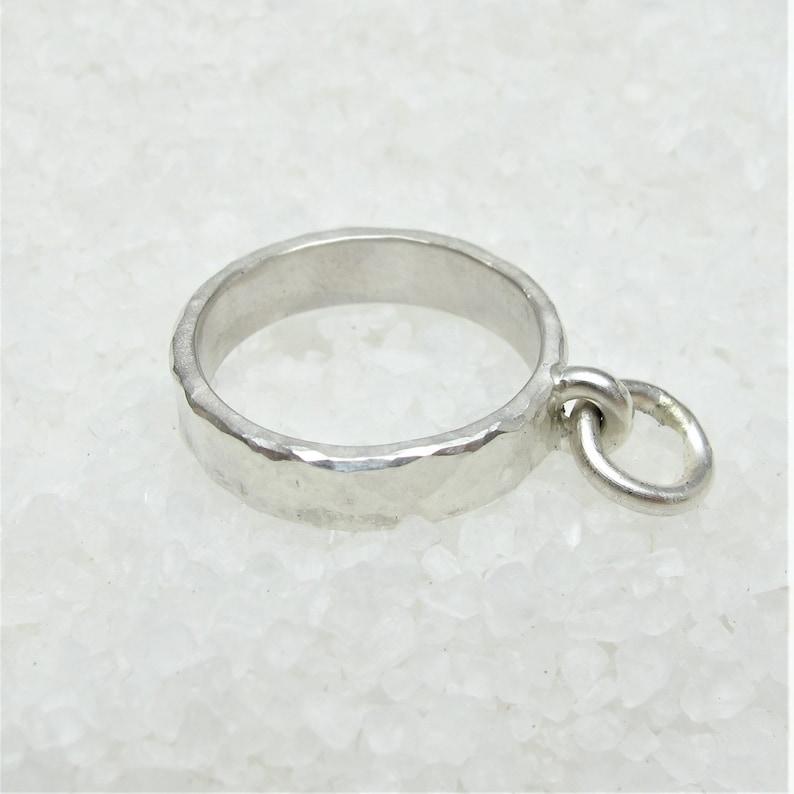 discreet BDSM ring day collar o-ring,