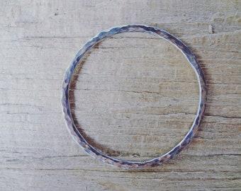 Bracelet Hammered Texture