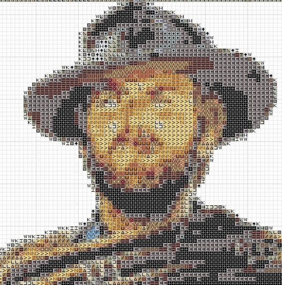The Good The Bad And The Ugly Western Movie Inspired Counted Cross Stitch Pattern Clint Eastwood Eli Wallach Lee Van Cleef Pdf Download