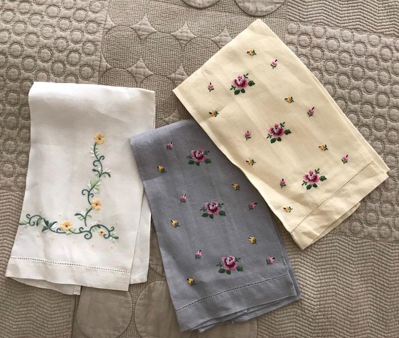 Set of three tea towels!