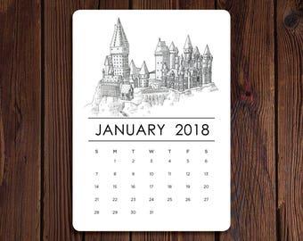 Harry Potter Calendar