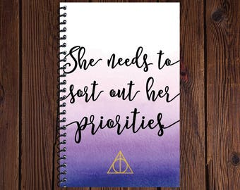Harry Potter Planner