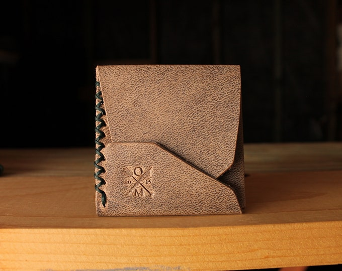 The Hopper Coin Pouch