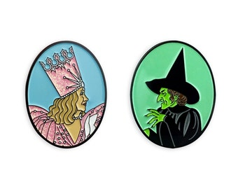 Glinda & The Wicked Witch