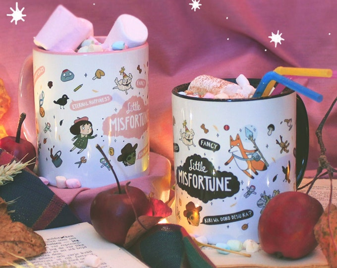 Snuggly Mugs - Little Misfortune