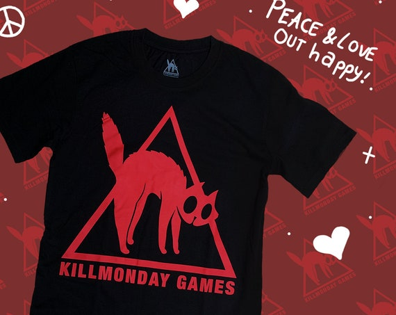 Killmonday Games Office T-Shirt
