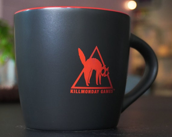 Killmonday Games Office Mug