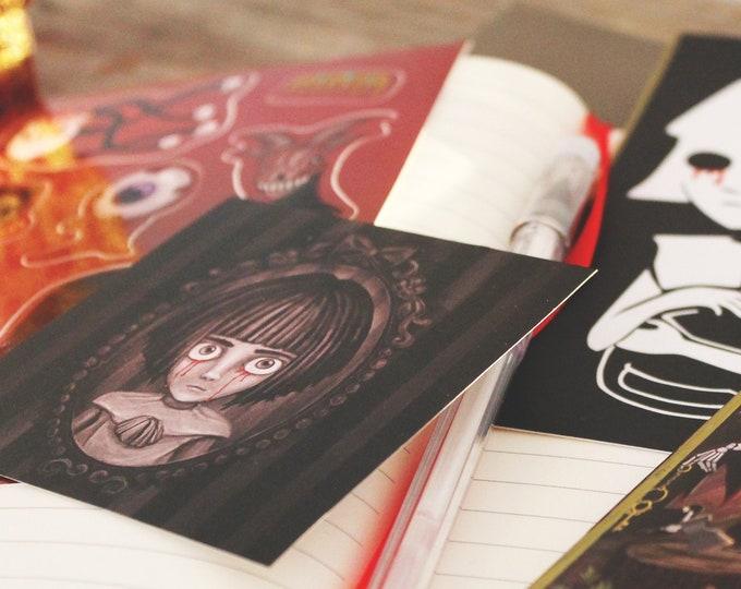 Dark Themed Stickers