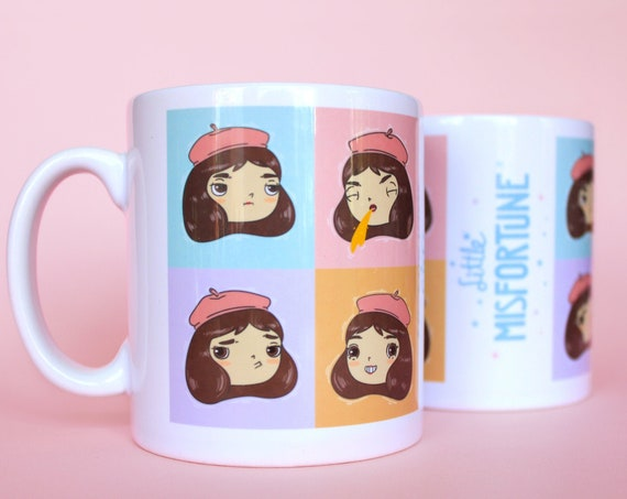 Little Misfortune 4 Mood Mug