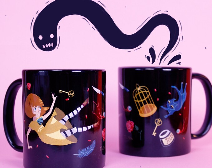 Keeper of the Key - Fran Bow Mug