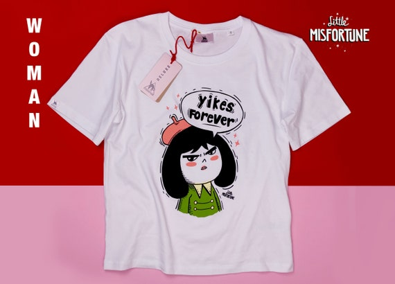 Yikes Forever T-shirt - WOMAN