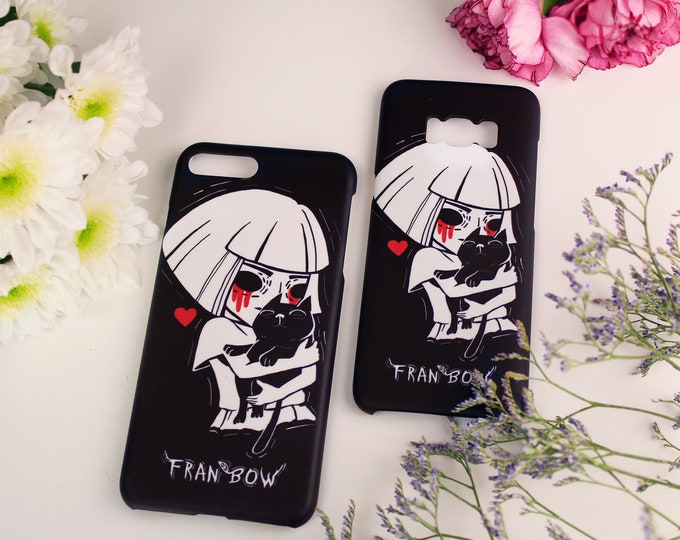 iPhone X - Fran Bow Phone Case