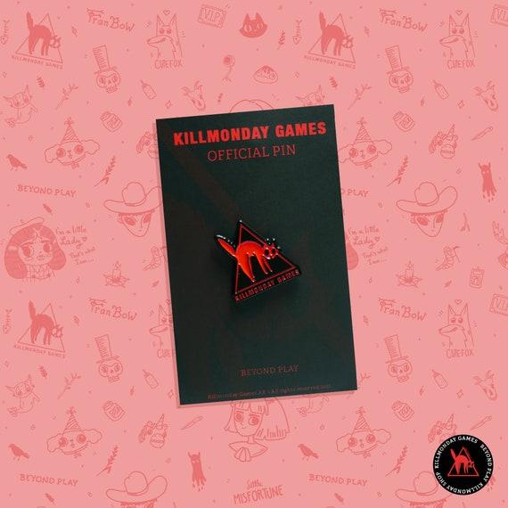 Killmonday Games Pin