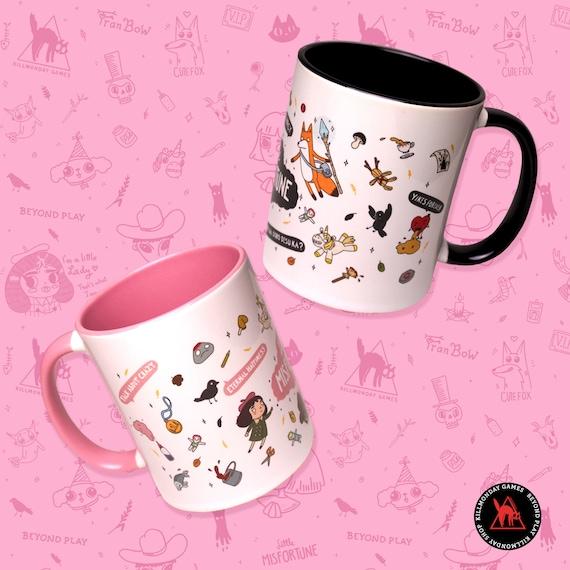 Snuggly Mugs - Little Misfortune