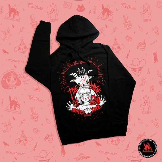 The House Of Madness Hoodie V.2
