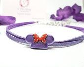 Potion purple inspired choker, disney jewelry, disney necklace, disney accessories, Disney choker, cosplay