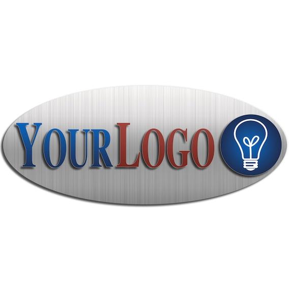 Logotipo señalización empresarial logotipo de Cut-Out | Etsy