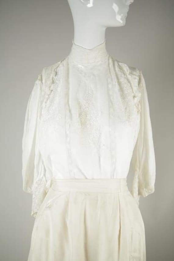 Victorian Wedding Blouse