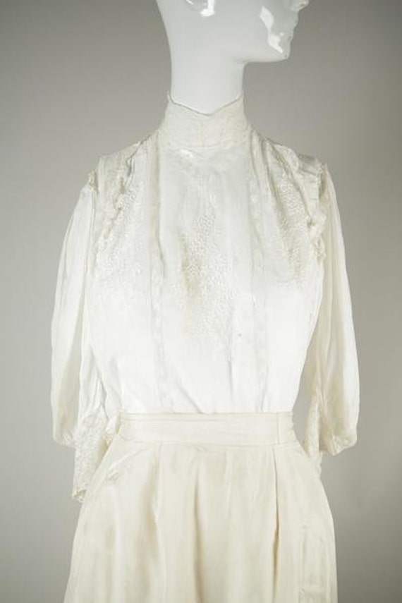 Victorian Wedding Blouse