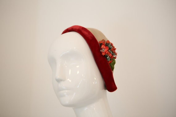 Vintage 1940's Women's Hat