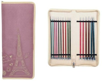 Knit Pro Royale Single Pointed Needles-Set 25-30-35cm