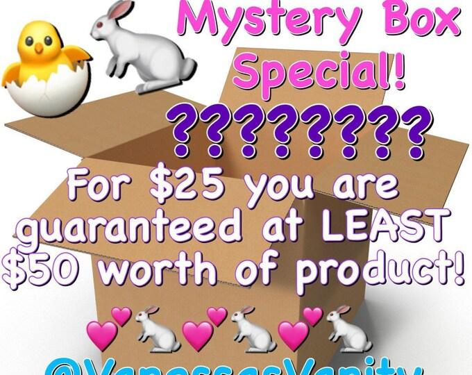 MYSTERY BOX (surprise package) of Vanessa's Vanity Cosmetics