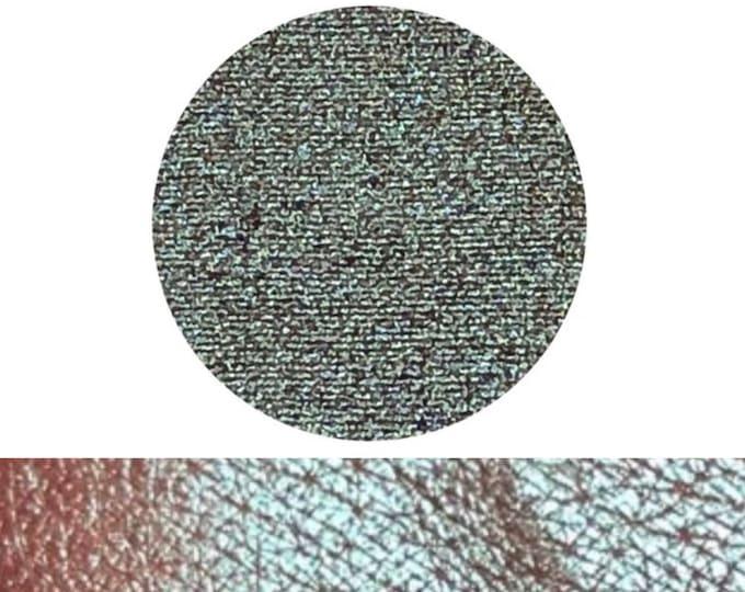 SNEAKY SNAKE - Chameleon Pressed Eyeshadow Pigment- Chameleon burgundy / green