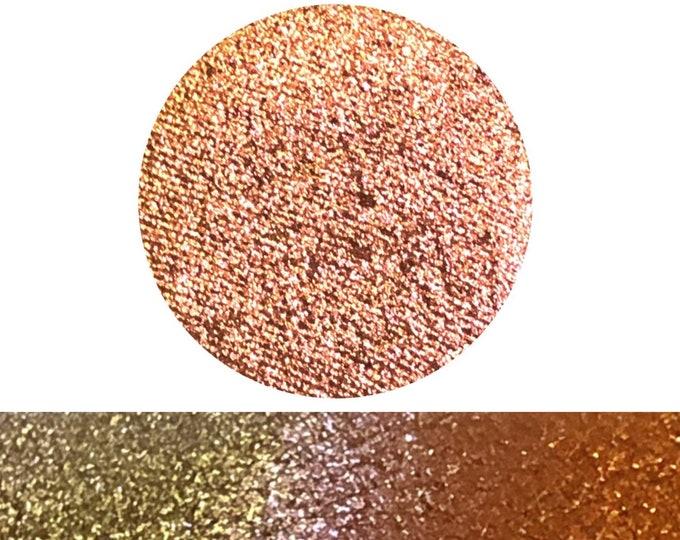 DAYBREAK *PRESSED* - Chameleon Super Sparkler - Pressed eyeshadow pigment - polychrome red gold pink