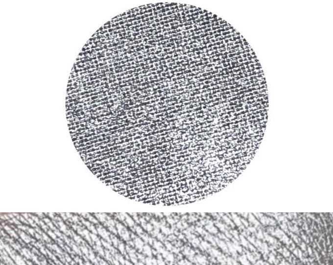 PLATINUM - Pressed Foiled Eyeshadow Pigment- Metallic Silver