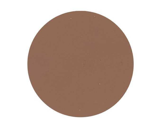 BAREBACK - Matte - Pressed Eyeshadow Pigment- Soft brown with peach undertones