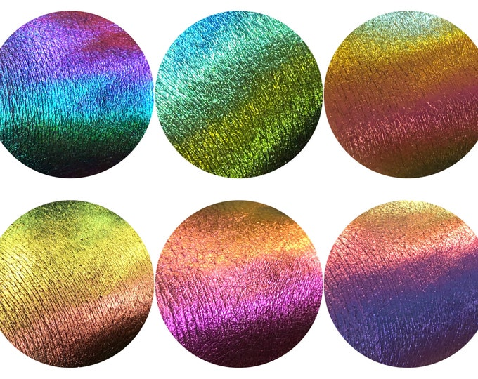 EXTREME MULTICHROME BUNDLE - All 6 color shifting multi-chrome shade pigments