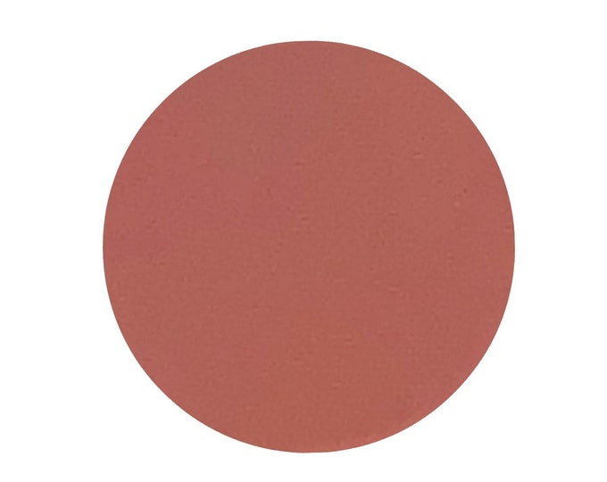 Terra-cotta - Pressed Matte Eyeshadow/ Blush pigment- Blushed Terra-Cotta Brown