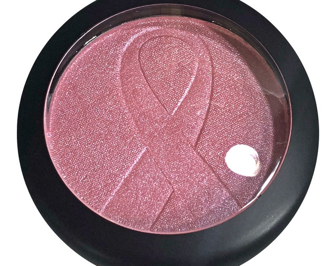 THINK PINK - Breast Cancer Awareness - Pressed Highlighter